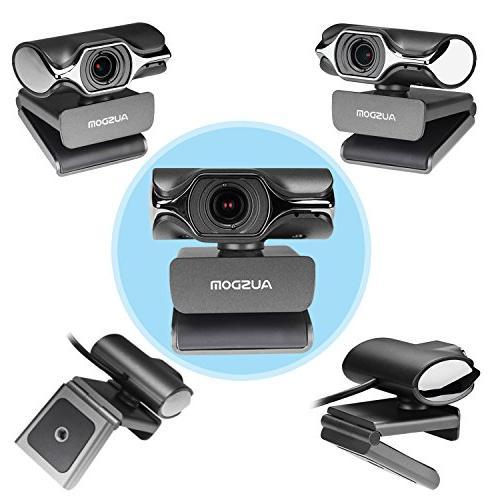 Webcam HD Computer Recording PC Built-in Microphone YouTube or
