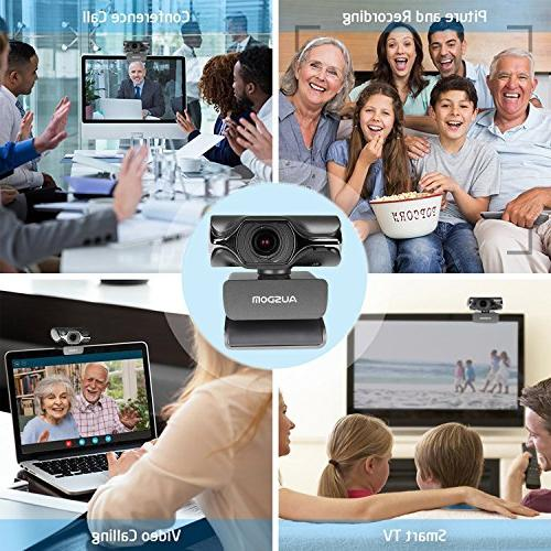 Webcam HD OBS Live Computer Video Calling and Recording PC or Twitch