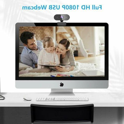 HD 1080P Camera for PC MAC