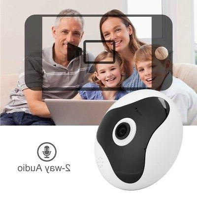 wireless 1080p hd wifi smart ip camera