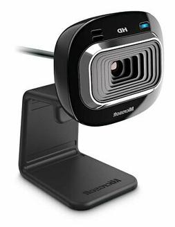 Microsoft LifeCam HD-3000 - web camera  -