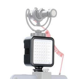 LED Video Light Camera Lighting - Ulanzi Dimmable Portable 4