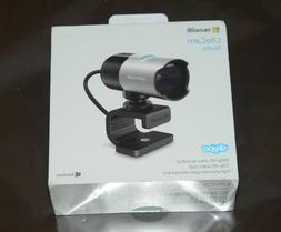 NEW Microsoft 1425 LifeCam Studio 1080p Full HD USB Webcam V
