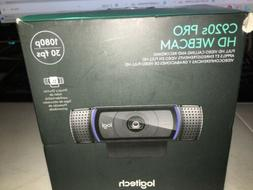 NEW Logitech HD Pro C920s Webcam - 1080p - Free Shipping