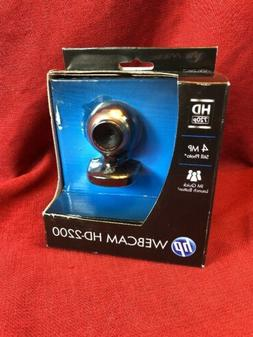 NEW HP WEBCAM HD-2200