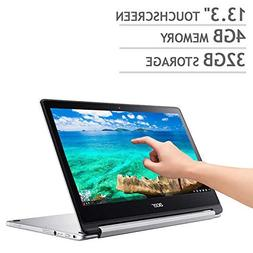 "Newest Flagship Acer R13 13.3"" Convertible 2-in-1 Full HD IP"