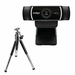 ob c922 pro stream hd webcam black