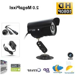 Outdoor 1080P IP Wired Network Camera Home Security IR P2P W