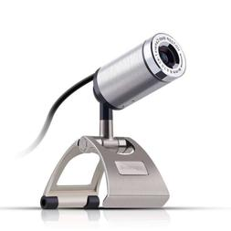 PAPALOOK PA150 HD Web Camera 720P Webcam w/ Microphone for S