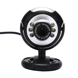 For PC Laptop Computer Video Camera USB Webcam With Mic Micr