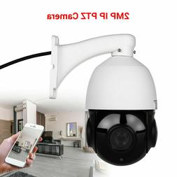 POE HD 1080p Pan/Tilt/Zoom IP Web Cam In/ Outdoor Smart Home