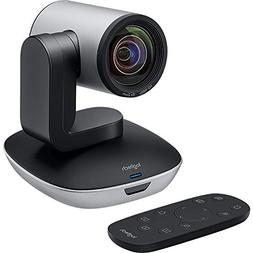 Logitech PTZ Pro 2 Camera – USB HD 1080P Video Camera for