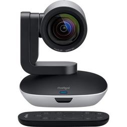 Logitech PTZ PRO 2 Video Camera for Conference Rooms, HD 108