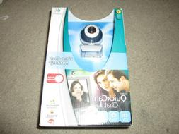 LOGITECH QUICK CAM CHAT COMPUTER CAMERA BRAND NEW SEALED HEA