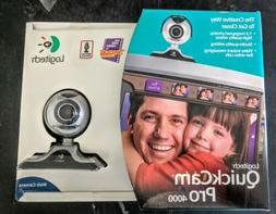 Logitech 961239-0403 Quickcam Pro 4000 - Digital video camer