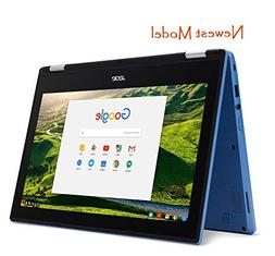 "Acer R11 Convertible 2-in-1 Chromebook in Blue 11.6"" HD Touc"