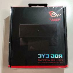 ASUS ROG Eye 1080p/60fps compatible web camera for streaming