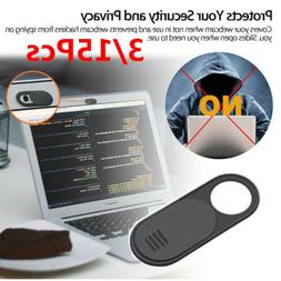 Slider lens Camera Cover for WebCam iPad Laptops CellPhone L