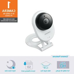 Samsung SNH-E6413BN SmartCam HD WiFi IP Camera with 16GB mic