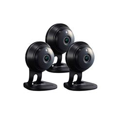 3 pack of SNH-V6414BMR - Samsung HD Plus WiFi IP Camera with