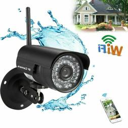 Sricam Outdoor Wireless Wifi Security Webcam IR IP P2P Camer