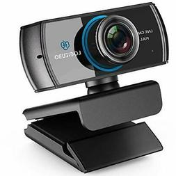 LOGITUBO Streaming Webcam 1536P/1080P Game Web cam with Mic.