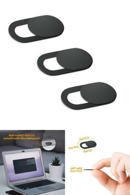 Ultra Thin iRush Web Camera Cover for Laptop Desk 3 Pack Web