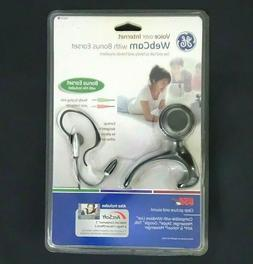 GE UNIVERSAL WEBCAM EARPIECE ARCSOFT CAMERA VIDEO CHAT MESSE