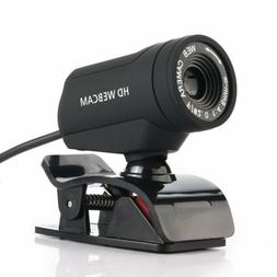 USB 1080P HD WebCam Web Camera Video with Mic For MSN Skype