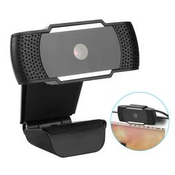 USB 12 Megapixels HD Webcam Web Cam Camera w/ MIC for Comput