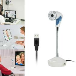 USB 2.0 8MP Webcam without Microphone For PC Laptop Computer
