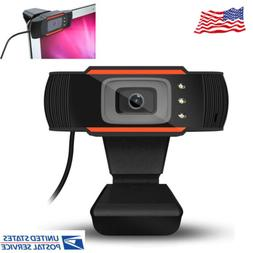 USB 2.0 HD 12 MP Auto Webcam Camera with Microphone for Skyp