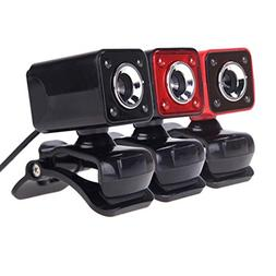 New USB 2.0 12 Megapixel HD Camera Web Cam with MIC Clip-on