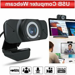 USB 0.3 Megapixel HD 3LED Webcam Web Camera w/MIC for Comput