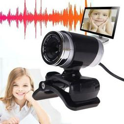 USB 50MP HD Webcam Web Camera With MIC For Computer PC Lapto