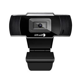 HD USB Webcam Mini Camera with Mic for Laptops and Desktop,S