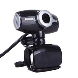 Alloet 12MP HD USB Webcam Night Vision Chat Skype Video Came