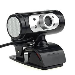 USB HD Webcam 1080P Video Web Camera with Built-in Sound Dig