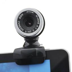 USB2.0 12MP HD Webcam Camera Web Cam With Mic For Computer P