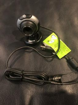 Used Microsoft LifeCam VX-3000 Web Cam Model: 1076