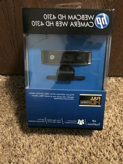 HP Web Camera HD 4310 - FULL HD WEBCAM 1920 x 1080 USB Brand