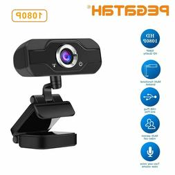 Webcam 1080p 60fps web cam web camera with microphone camera