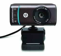 HP Webcam HD-3110-720P Autofocus Widescreen Webcam with True