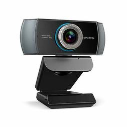 Full HD Webcam 1080P/1536P, Widescreen Video Calling and Rec