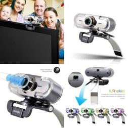 Full HD 1080P Webcam, papalook PA452 PC Computer Camera with