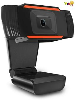 Webcam Auto Focusing Web Camera HD Cam with Microphone For P
