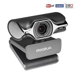 Stream Webcam Full 1080p HD Camera for Computer Web Camera w