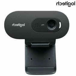 NEW Logitech Webcam C270i  HD Laptop Video Calling USB Auto