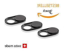 Soomz Webcam Cover | Swiss Manufacturing | Camera Protection