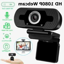 webcam hd 1080p auto focusing web camera